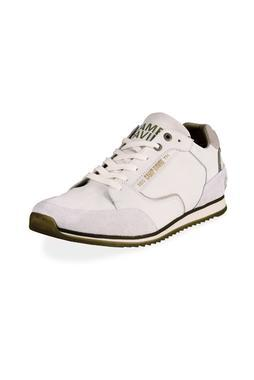 Kožené tenisky CCW-1907-8229 White