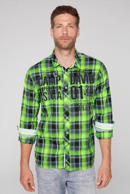 Košile CB2108-5206-21 neon lime