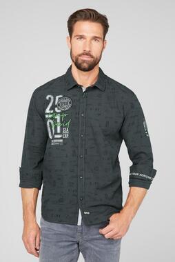 Košile CB2108-5216-11 black