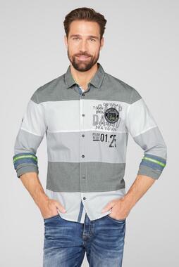 Košile CB2108-5217-11 anthra