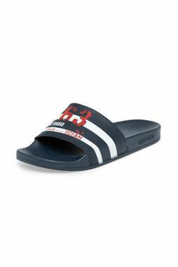 Pantofle CCU-2100-8915 blue navy