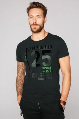Tričko CS2108-3247-32 black