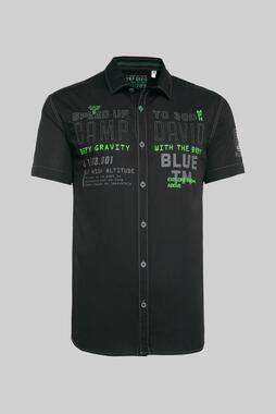 Košile CU2100-5407-41 black