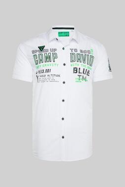 Košile CU2100-5407-44 opticwhite