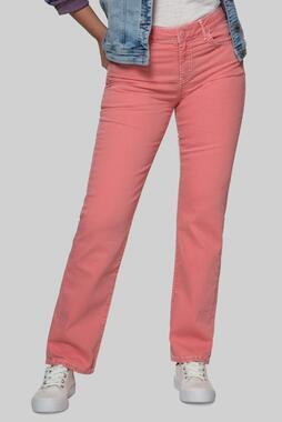 Džínové kalhoty SDU-1900-1454 jucy red