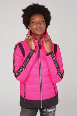 Bunda SP2155-2297-32 knockout pink