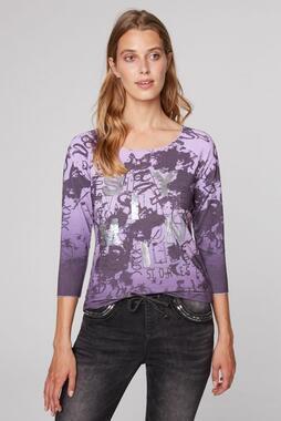 Svetr STO-2012-4717 soft lavender