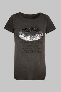 Tričko STO-2055-3626 black