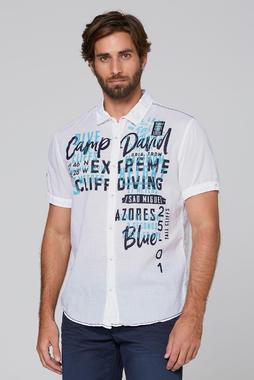 Košile CCB-2004-5677 new white
