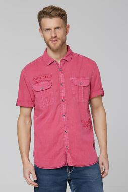 Košile CCG-2004-5724 berbere red