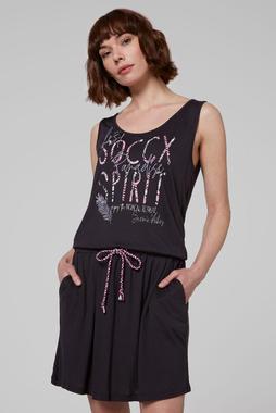 Šaty SPI-2003-7810 anthra
