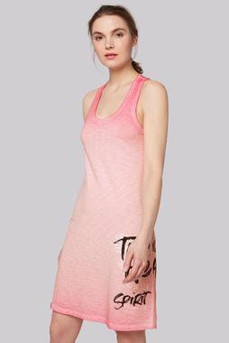 Letní šaty SPI-2003-7990 Lush Rose