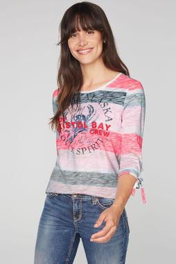 Tričko SPI-2009-3400 multi color
