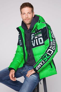 Bunda CB2155-2239-54 electric green