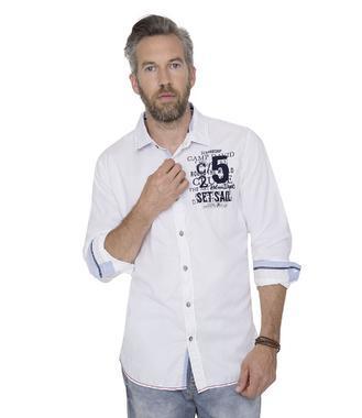Bílá košile CCB-1711-5020