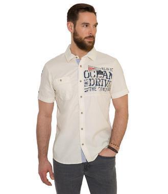 Košile Regular Fit CCB-1803-5394 shell
