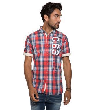 Košile Regular Fit CCB-1803-5397 red sky