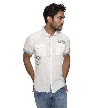 Košile CCB-1804-5417 ivory
