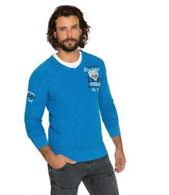 svetr CCB-1808-4754 arctic blue