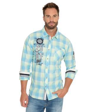 Košile  CCB-1808-5759 ARTIC BLUE