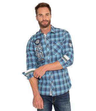 Košile  CCB-1808-5759 BLUE NAVY