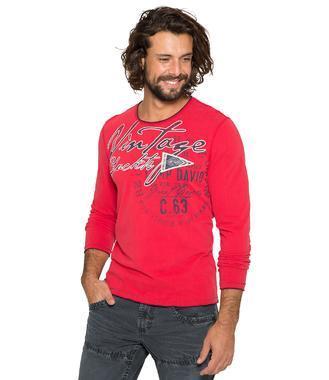 Tričko CCB-1809-3761 royal red