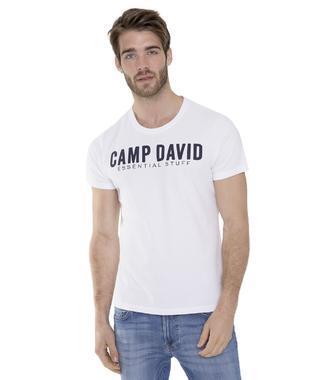 bílé tričko CCB-1855-3041
