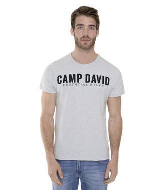 šedé tričko CCB-1855-3041