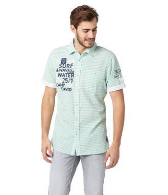 Košile CCB-1903-5360 neon green