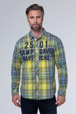 Košile CCB-1909-5029 industrial yellow
