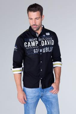 Košile CCB-1909-5030 Black