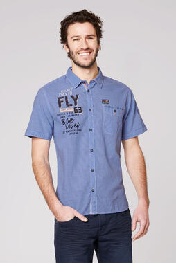 Košile CCB-2003-5659 action blue