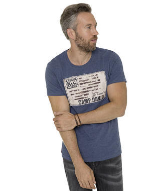 modré tričko CCD-1709-3979