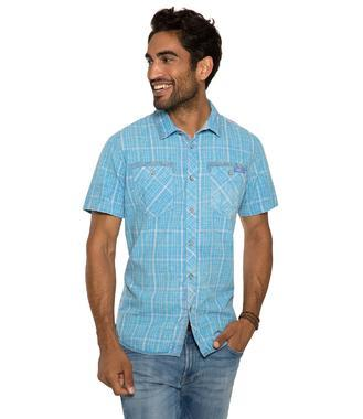 košile CCD-1805-5480 malibu blue
