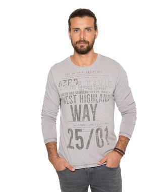 šedé tričko CCG-1709-3797
