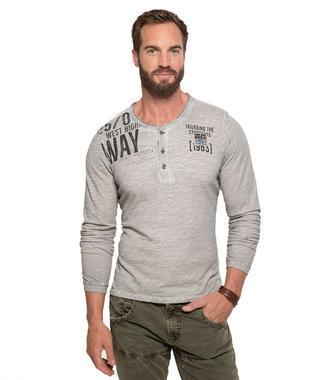 šedé tričko CCG-1709-3798