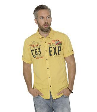 Košile Regular Fit CCG-1802-5438 corn yellow