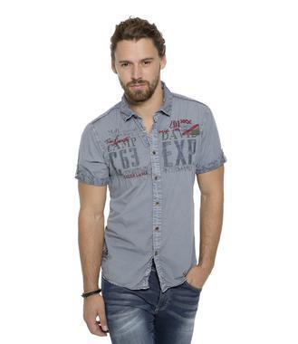 Košile Regular Fit CCG-1802-5438 grey sky