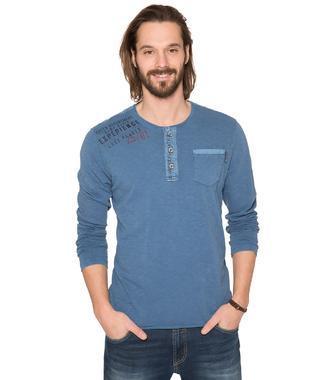 tričko CCG-1807-3646 mid blue