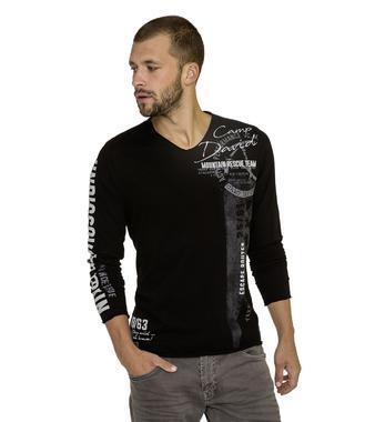 tričko 1/1 CCG-1809-3802 black