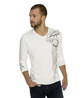 tričko 1/1 CCG-1809-3802 ivory