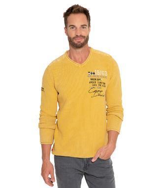 svetr CCG-1809-4812 yellow