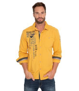 košile 1/1 CCG-1809-5817 yellow