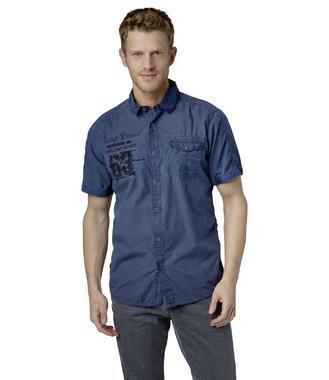 Košile CCG-1902-5393 dark teal