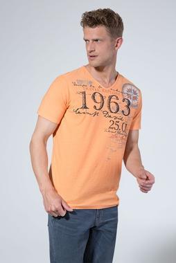Tričko CCG-1907-3795 pale orange