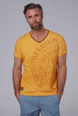 Tričko CCG-1911-3450 Yellow Morning