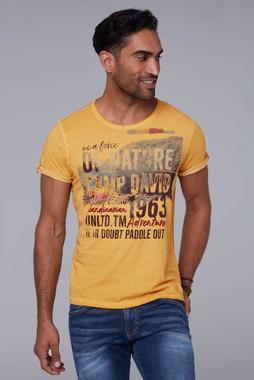 Tričko CCG-1911-3451 Yellow Morning