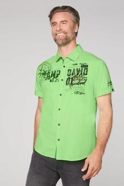 Košile CCG-2007-5097 signal green