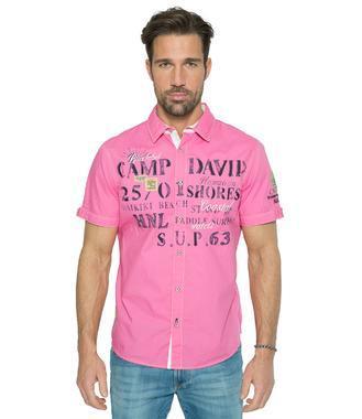 Košile Regular Fit CCU-1855-5598 deep pink