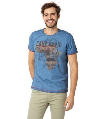 Tričko CCU-1900-3712 Mid Blue